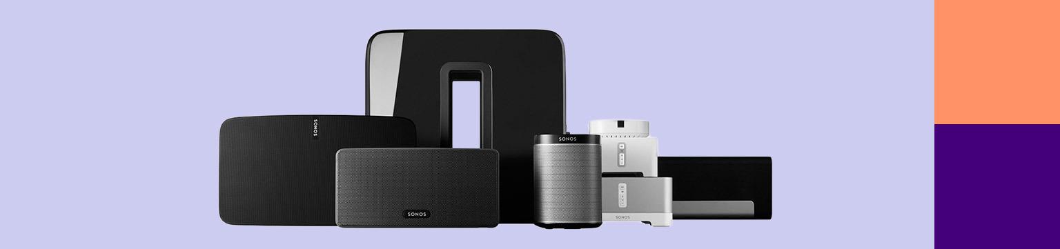 Sonos Wireless Home Audio