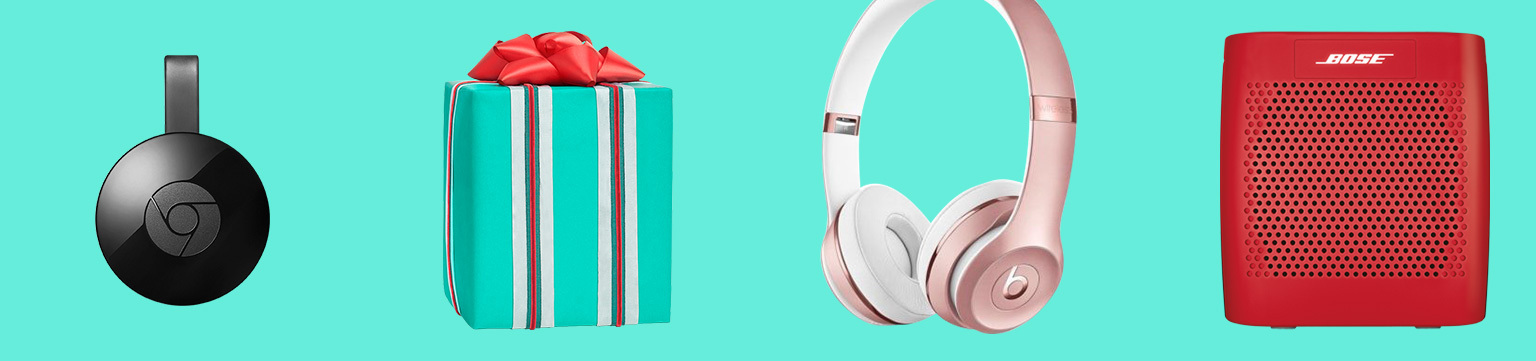 Sound & Media Gifts for Every Budget | Under $50 - $100 - $200