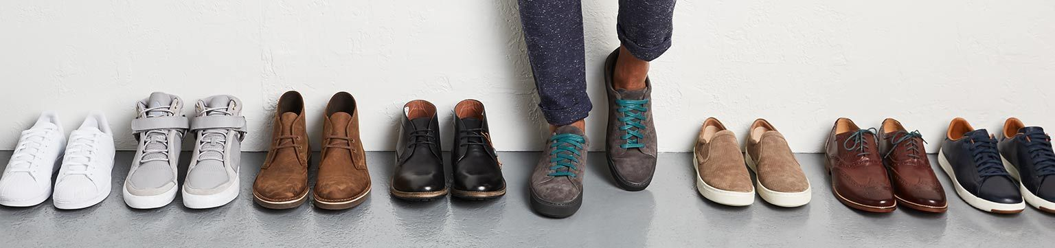 Fashion Refresh: Shoes for Him