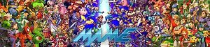 Mame Arcade Classics Marquee For Reproduction Header/Backlit Sign