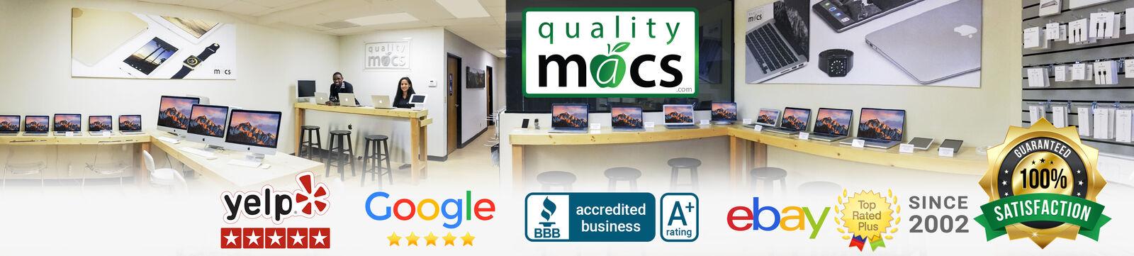 Quality Macs