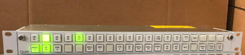 Evertz Quartz CP-3201 Router Control Panel