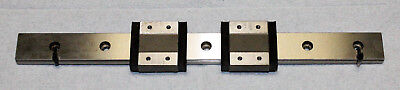 Iko Lwlf24 Linear Bearing Way Slide Stage Block Guide Rail Assembly 290mm