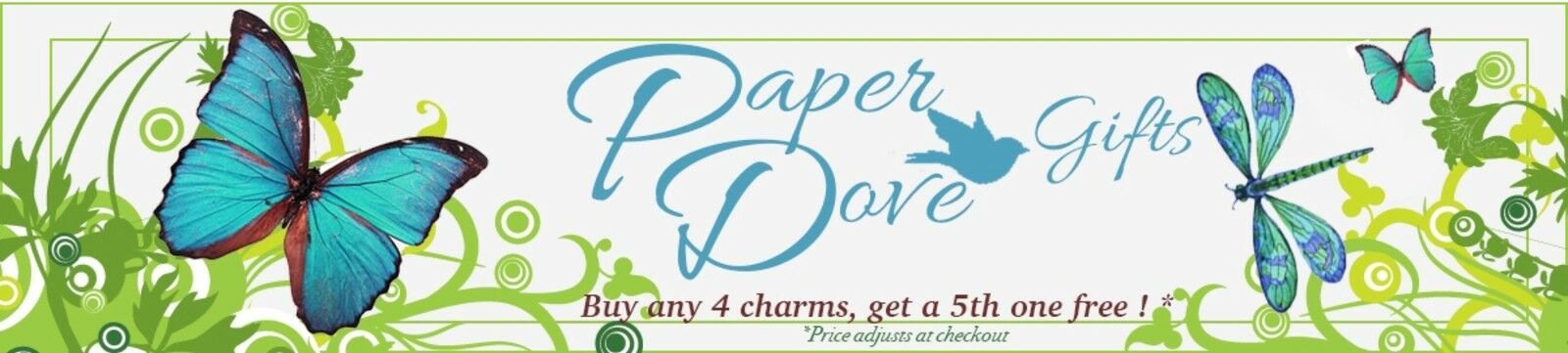 Paper Dove Gifts