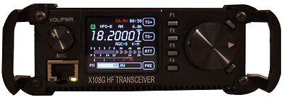 X108G OUTDOOR VERSION 20 WATT HF AMATEUR TRANSCEIVER