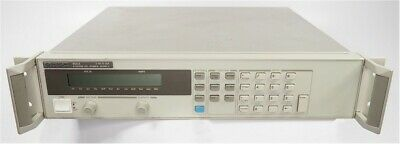 Hp Agilent Keysight 6641a Dc Power Supply 0-8v 0-20a 160w Does Not Turn On