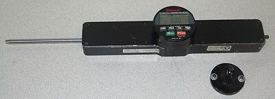 Starrett F2750-4 Wisdom Plus Electronic Digital Indicator - 4 .001 Resolution
