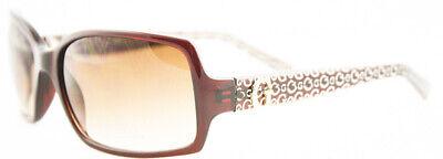 Guess Gu6408 Damen Sonnenbrille Braun Landschildkröte 100% Original UV Schutz
