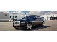 Rolls Royce Wedding Hire Chauffeur Limousine Hire Ghost Phantom Car rollsroyce
