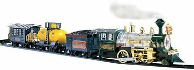 Traditional Around The Christmas Tree Train Set with Lights & Locomotive Sounds