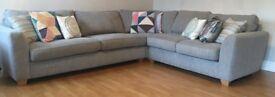 'House Beautiful' corner sofa