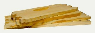 Harvest Lane Honey Medium Box Unassembled Wwbum-102 Bee Keeping