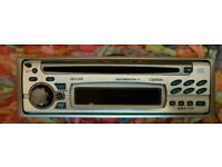 Clarion DB328R Car Radio/ CD Player with removable front