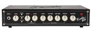 Rumble 200 Head - Rumble Series 200 Watt Bass Head (V3)
