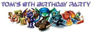 Personalised-Skylanders-Party-Banner-for-kids-childrens-birthday-Party