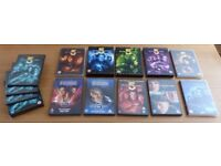 Babylon 5: The Complete DVD Collection + The Lost Tales [DVD]