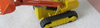 Matchbox King Size bulldozer SET OF black tracks, fit K3a, K8, K17 and others