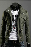 Dealman Military Style Jacket