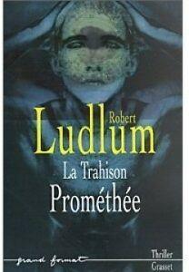 Divers romans de Robert Ludlum, grand format