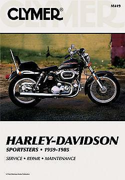sportster repair manual