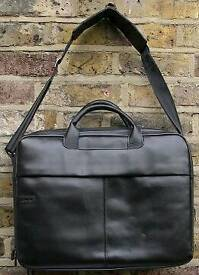 Laptop Case. Leather. Bag