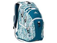 High Sierra RipRap Laptop Lifestyle Backpack