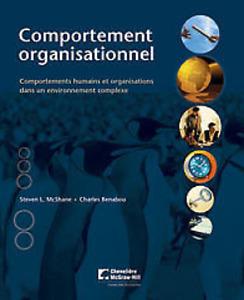 Comportement organisationnel - McShane & Benabou