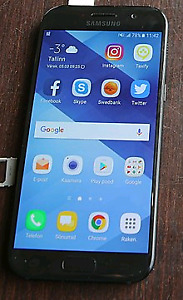 Galaxy a5 2017 almost new