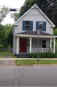 House for Rent in Downtown Fredericton