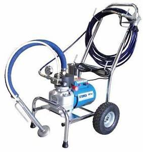 Airless sprayer hire Padstow Bankstown Area Preview