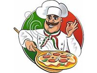 Fastfood Takeaway pizza chef required