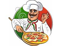 Pizza Chef in a small family run business in Chafford Hundred, Essex.