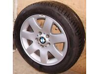 Very good Tyres 225 60 15 Rim not included
