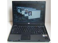 HP Compaq Laptop - Windows 7 - Office 2010 - Wifi - DVD