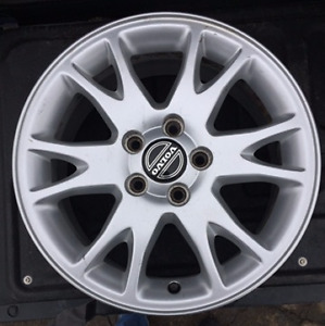 "Four 16"" Volvo OEM rims for sale"