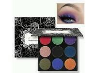 Skull eyeshadow palette