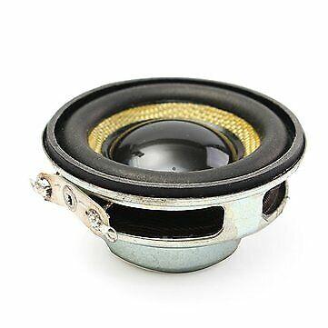 40mm 4Ohm 5W Full Range Audio Speaker Bass Loudspeaker durable and easy
