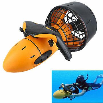 Electric 300W Underwater Sea Scooter Dual Speed Propeller