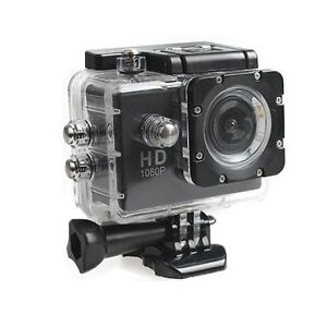 (NEW!) Take anywhere water proof 1080 p camera