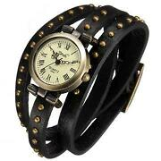 Ladies Watches Leather Strap
