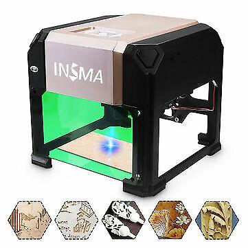 3000mw Laser Engraving Machine Diy Logo Printer