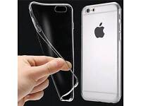 10x best Ultra Thin Slim Crystal Clear Soft Transparent Cases Covers For Apple iPhone 6 6S sale