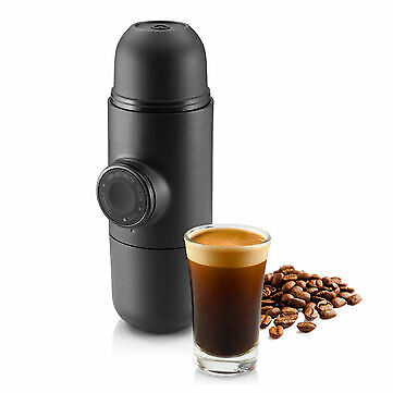 Portable Manual Coffee Maker Hand Espresso Machine