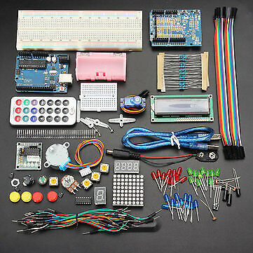 Basic Arduino Starter Kit For Electrical and Electronic Students