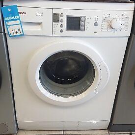 Bosch 7kg 1400spin White Washing Machine with 4 MONTHS WARRANTY
