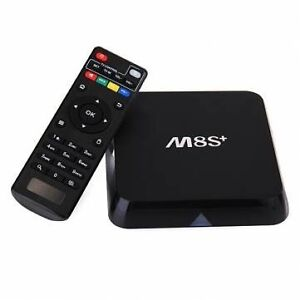 KODI TV BOX - M8S+ - 416 834-7540