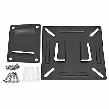 12-24 Inch LCD LED Plasma Monitor TV Screen Computer Wall Mount Bracket Support Plasma Wall Support