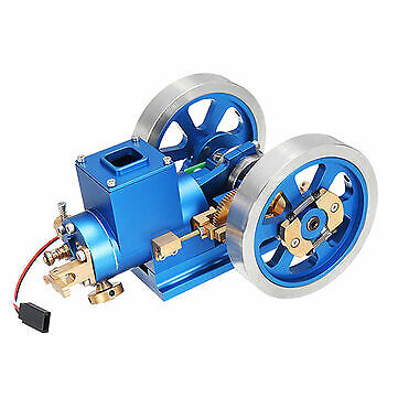 Full Metal Combustion Engine Hit Miss Gas Model Engine Science Developmental Toy