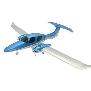 RC Airplane - 548mm Wingspan - RTF - Easy to Fly - 3-axis gyros