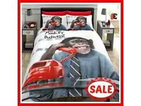 Monkeys Business Duvet Set
